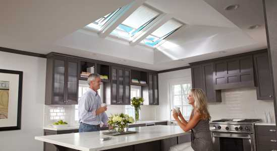Why Skylights Are Becoming A Trend Why Choose Velux